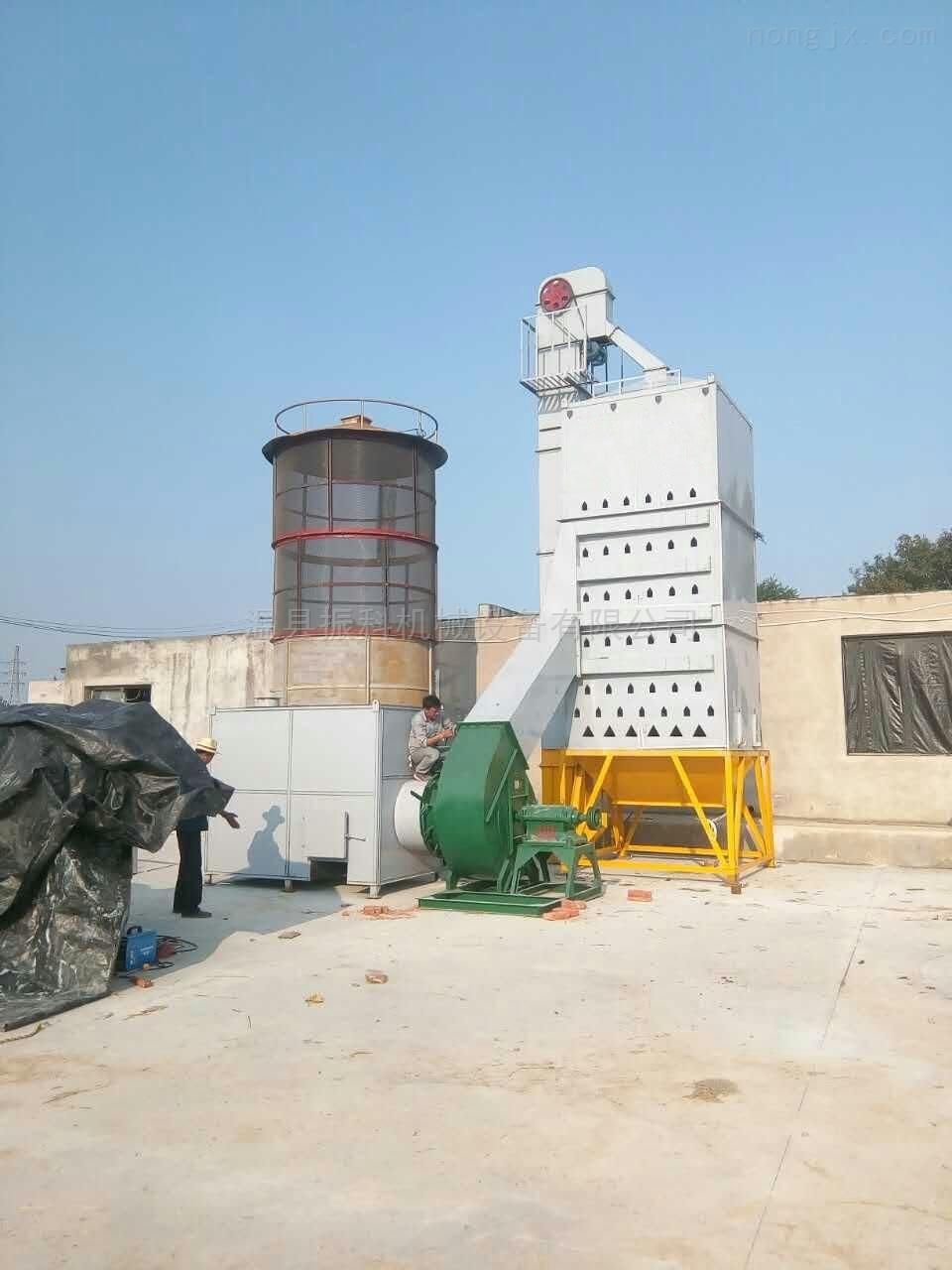 ZKH-振科玉米烘干技术及装备的现状和发展设想