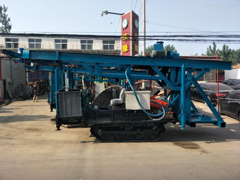 200型履带反循环钻井机大型打井设备