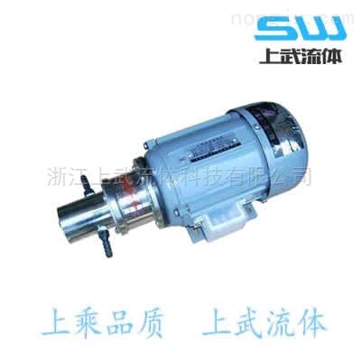 不锈钢磁力齿轮计量泵