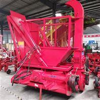 四轮带玉米秸秆青储机 收玉米秆机
