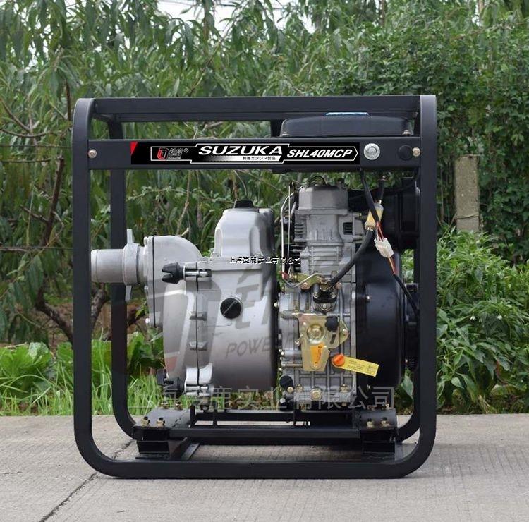 工程用4寸柴油机泥浆泵