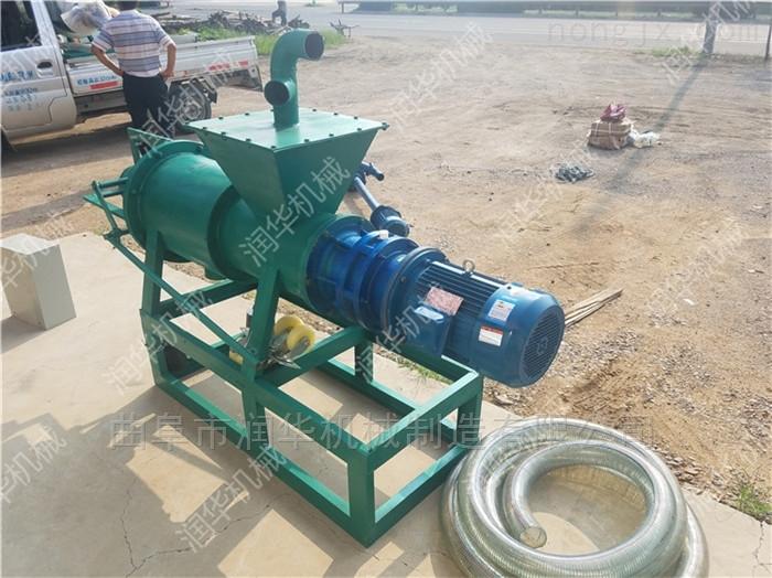 湖南畜牧养殖污水处理机 固液分离机价格