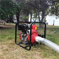 防汛季4寸高压柴油机水泵