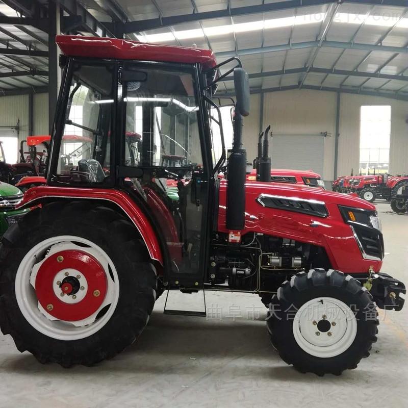 配套各种农具1504大马力多功能拖拉机