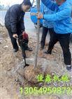 园林专用起树机 新款链条式挖树机山东直销