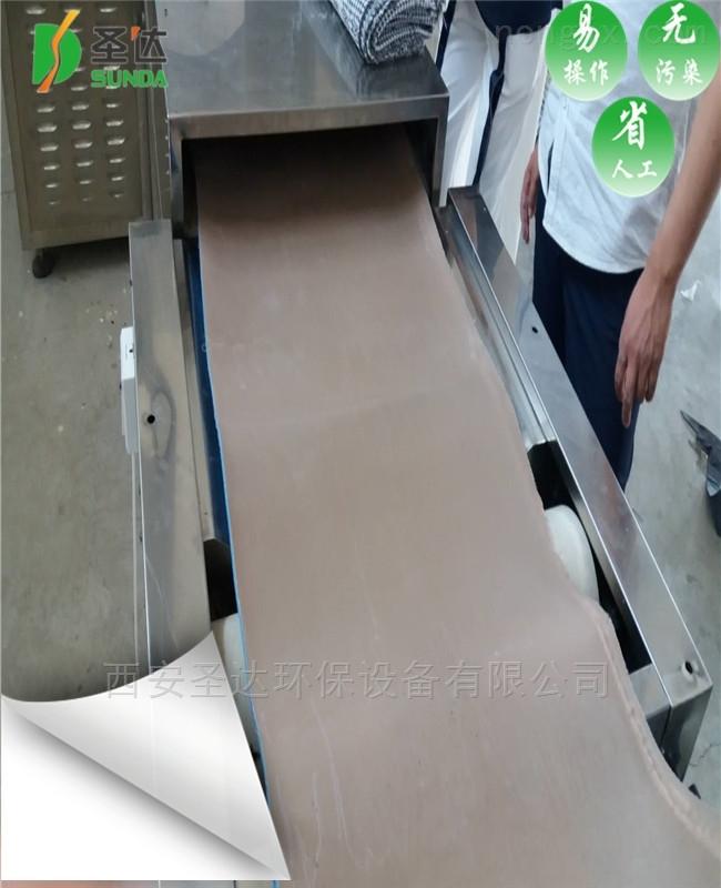微波干燥设备用于烘干布料有哪些好处呢