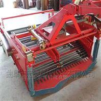 拖拉机土豆收收获机手扶牵引式红薯收割机