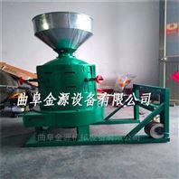 立式砂轮脱皮机碾米机 玉米去皮脱壳机