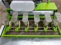 双行播种机 1-5行蔬菜精播机 精播种植机