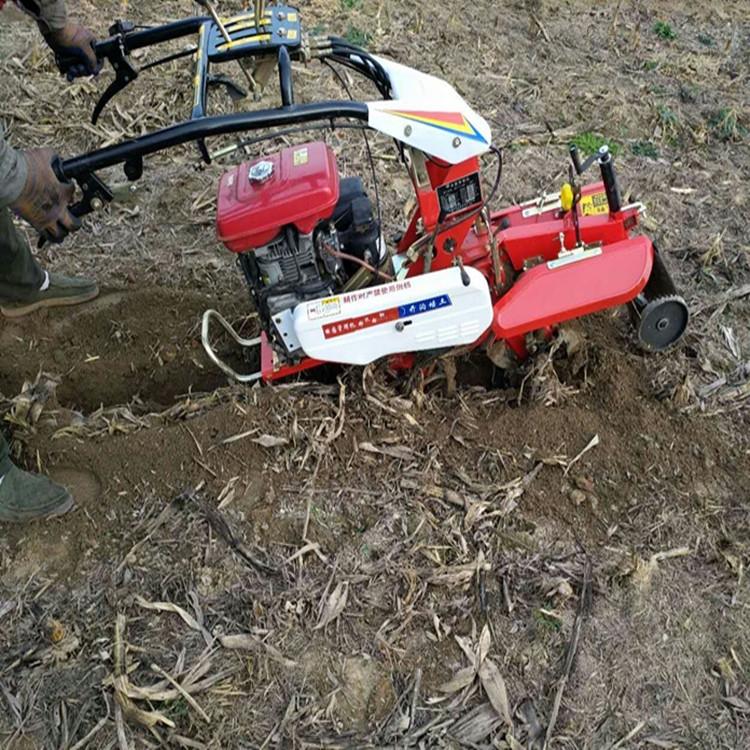 农用小型开沟培土机起垄机 田园管理机