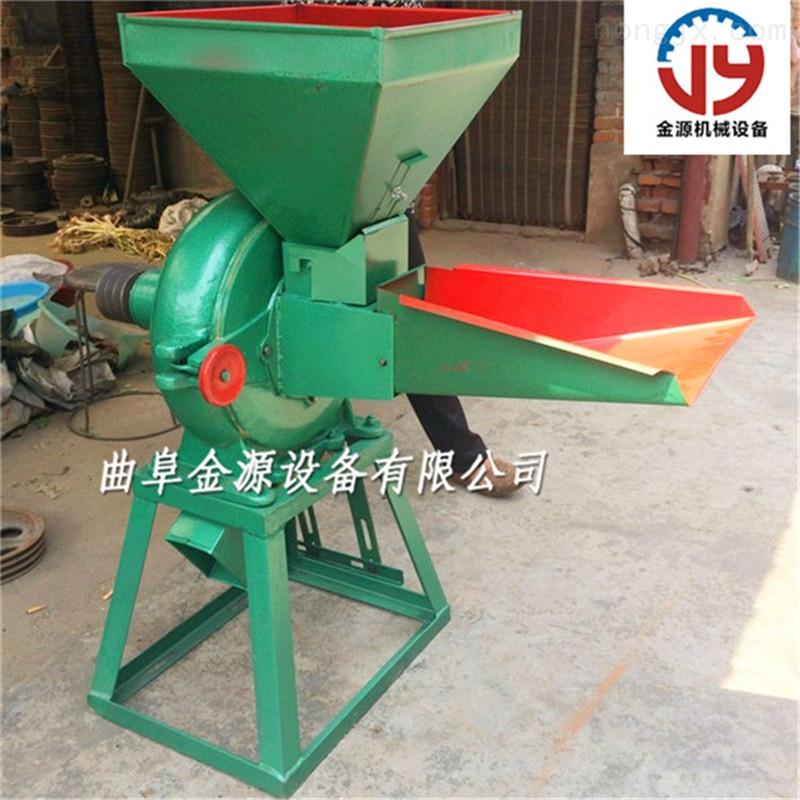玉米小麦杂粮研磨机 粮食加工电动磨面机