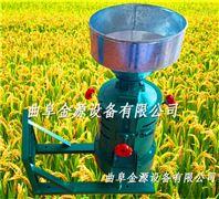 供应高粱水稻脱皮机 大米小米去皮碾米机