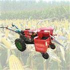 玉米收获机 手扶带收玉米机 秸秆收割粉碎机