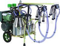 鱼骨式电子计量型挤奶机