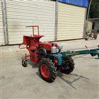行走式联合拖拉机玉米收割机秸秆粉碎还田