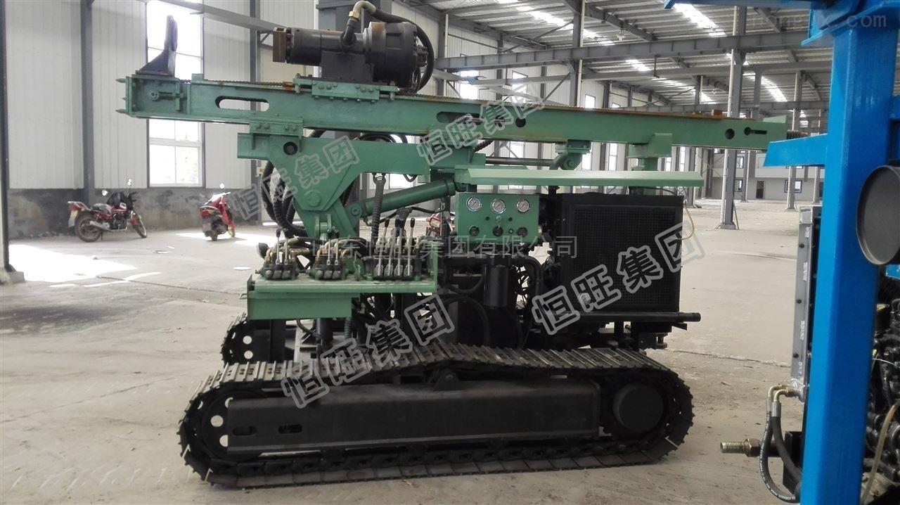 HW-400Y多功能履带式打桩机厂家直销  现货供应