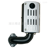 R185-R192防烫消声器总成