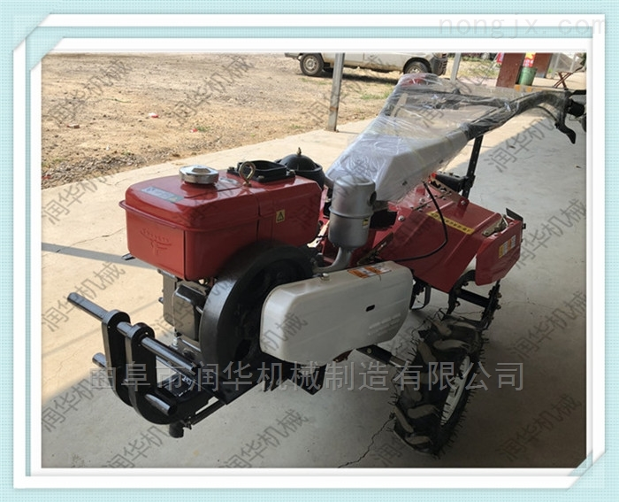 供應果園除草小型旋耕機 多功能柴油微耕機