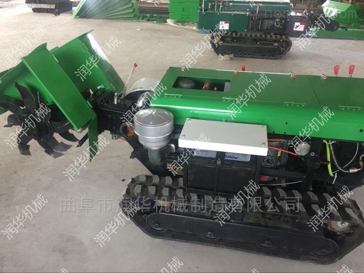大型中耕施肥机 柴油果园开沟机 单独旋耕机