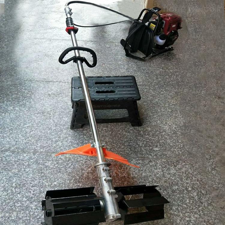 侧挂式割草机 便携锄草机 小型打草机参数