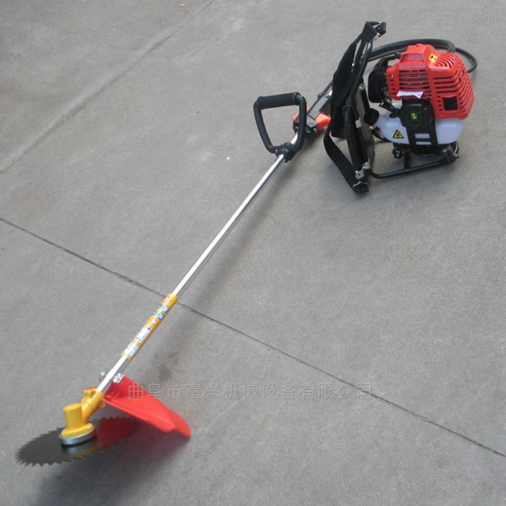农用背负式割灌机 便携式汽油除草机 割草机