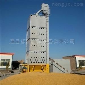 玉米烘干塔进行烘干处理同时的保护养护