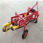 FX-SHJ后置链条传送花生收获机 鲜花生挖果机价格