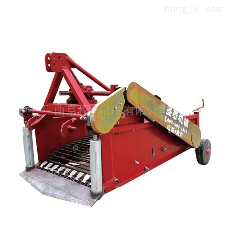 襄阳红薯收获机价格  红薯挖掘机厂家