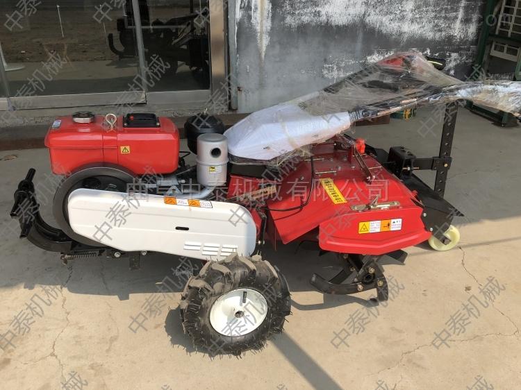 ZT-XGJ-山地耕整机 汽油旋耕除草机 手推式起垄机