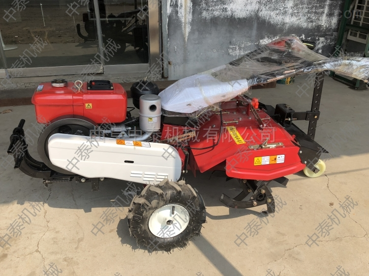 ZT-XGJ-山地耕整機 汽油旋耕除草機 手推式起壟機