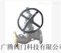 U341SM伞齿轮柱塞阀 正齿轮阀生产厂家