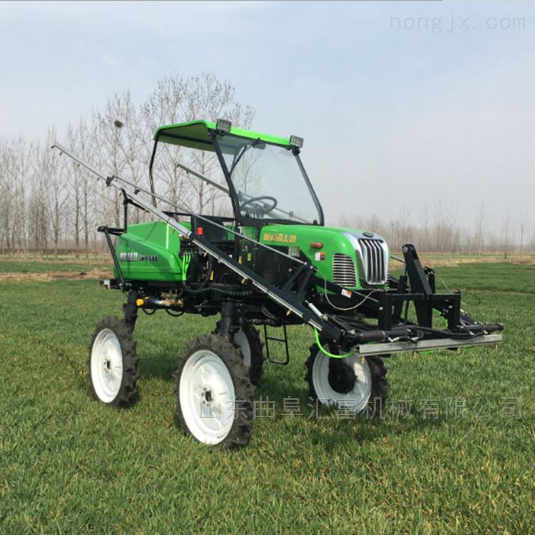 hf-500-农用四轮打药机价格 自走式喷药机厂家直销