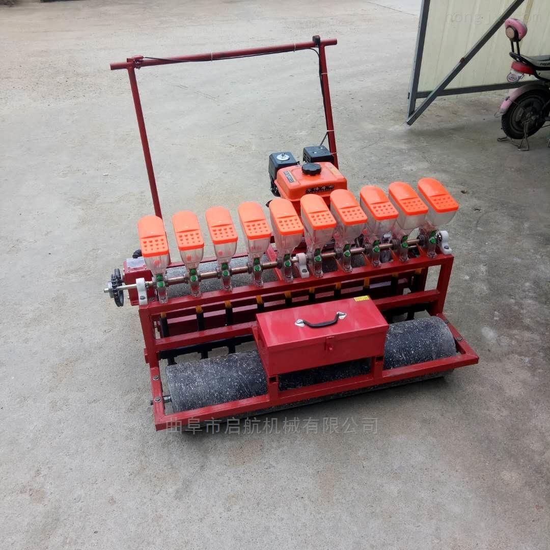 8行高粱施肥播种机厂家 江苏施肥种萝卜机