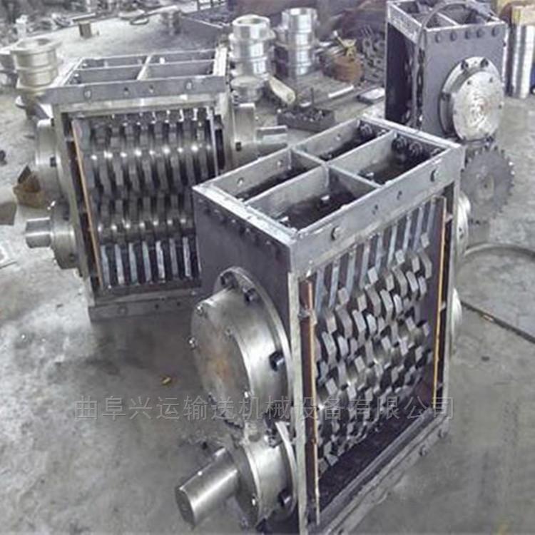 大型废旧金属破碎机  厂家直销重工轮胎废