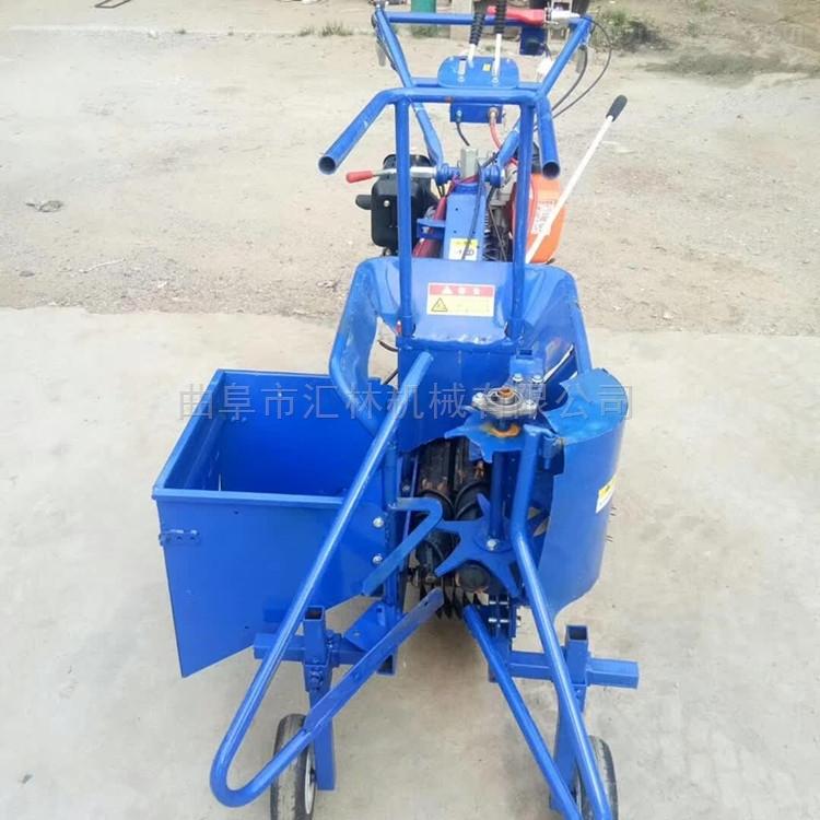 農用柴油單壟苞米收獲機