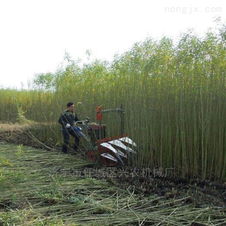 象草收割機 小型玉米割曬機