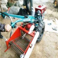 易操作手扶拖拉机带土豆收获机