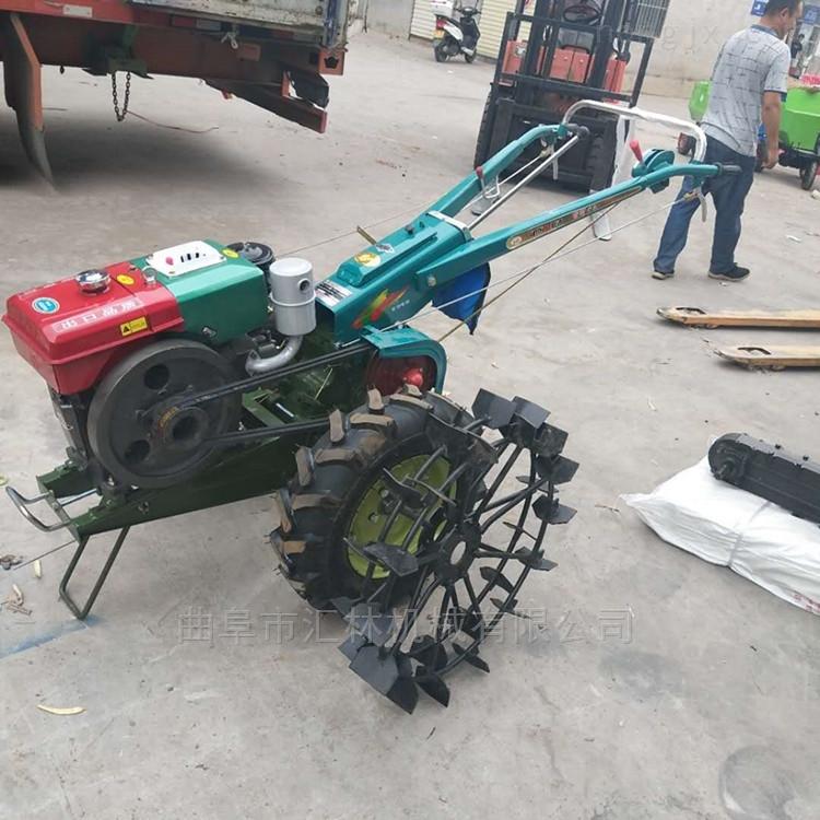 常州柴油12馬力手扶拖拉機