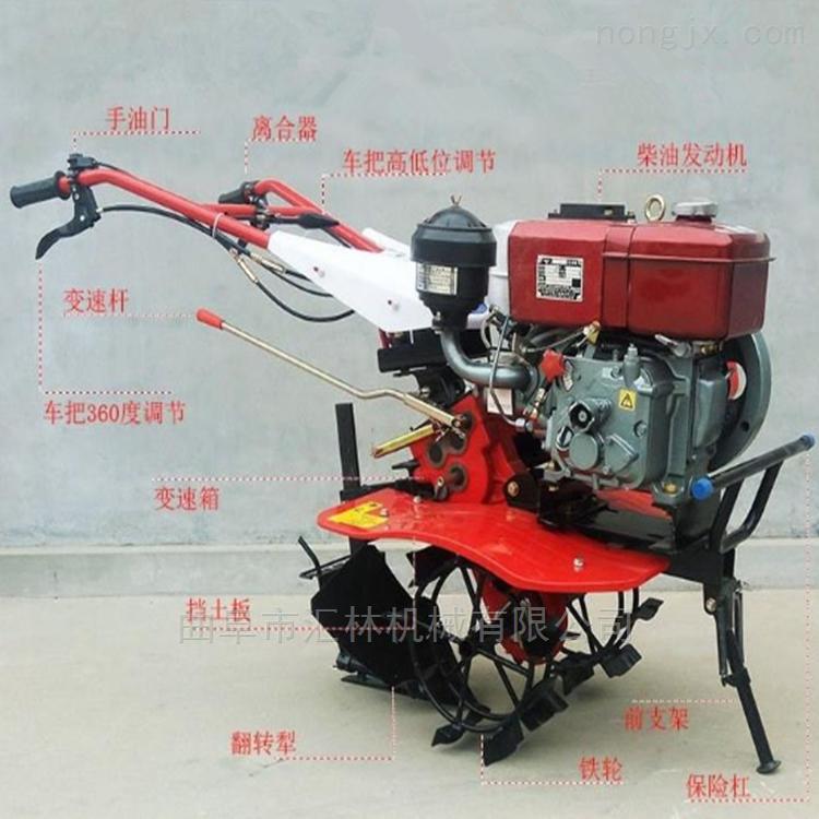 廠家直銷小型柴油微耕機