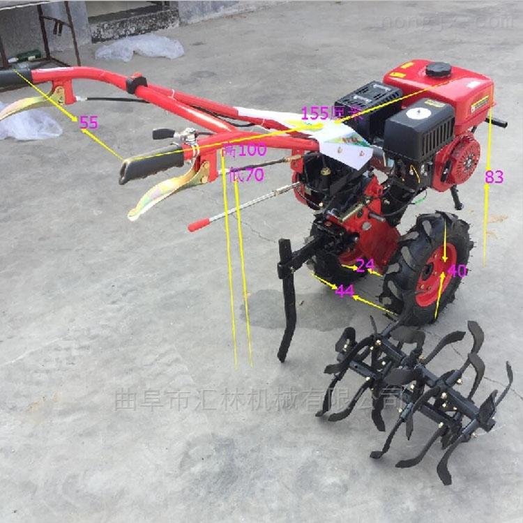 杭州四驅多功能柴油微耕機