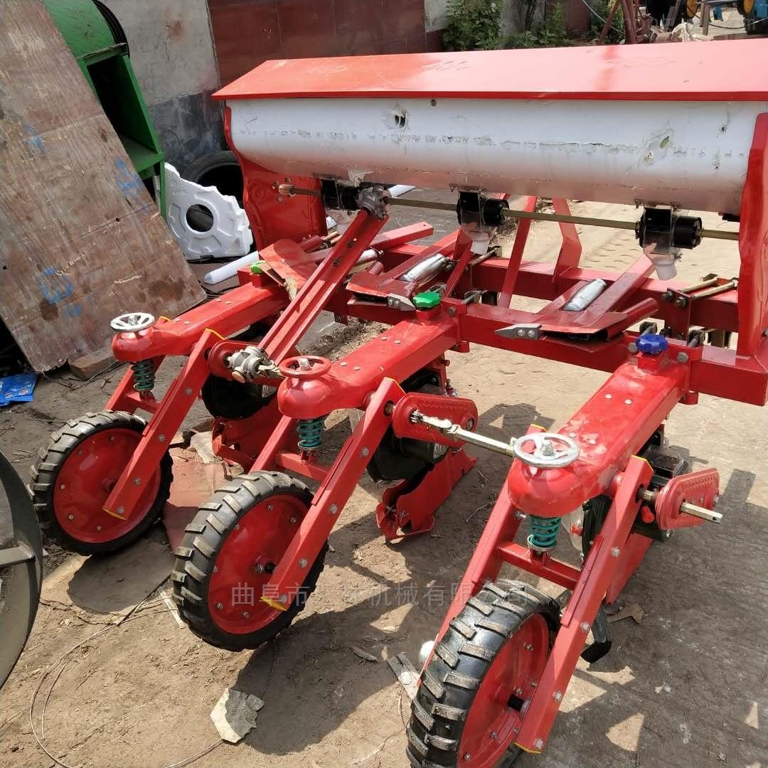 拖拉机芝麻白菜播种机 玉米精播机型号