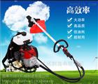 多功能汽油割草机 背负式牧草芦苇割稻机