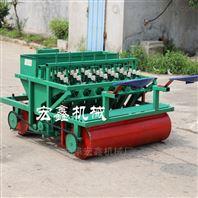 四轮带动大蒜播种机 新款大蒜种植机厂家