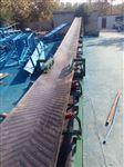 皮带机LJY5爬坡皮带输送机设计 传送带