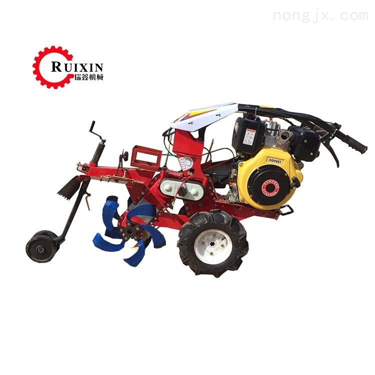 农用大棚翻土开沟机 一机多用开沟培土机
