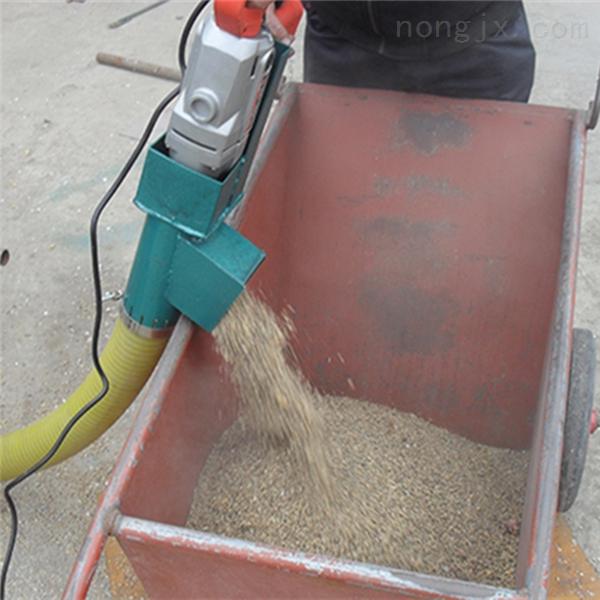 6米长软管式吸粮机,电动车挂式小麦装车机