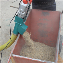 KD-26米長軟管式吸糧機,電動車掛式小麥裝車機