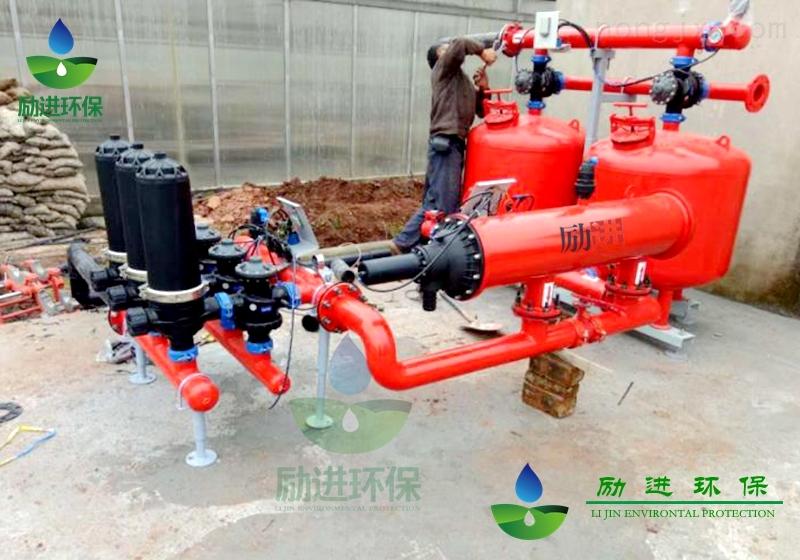 灌溉盘式过滤器尺寸