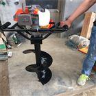 新款手推式植树地钻 汽油挖坑机厂家直销