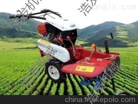 甘蔗种植培土机 草莓葱沟自走式田园管理机